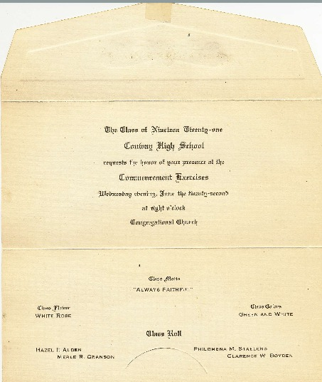 CHS commencement invite 1921.pdf