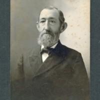 Portrait of Jabez Clinton Newhall
