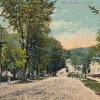 Postcard of Main Street, Conway, Mass.