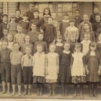 Conway Center School Class Photo
