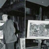 Photographs of W. Lester Stevens
