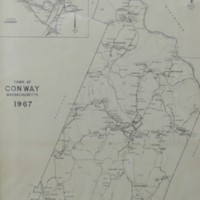 Map of Conway, 1967