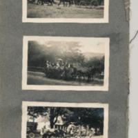 Album of 1915 Festival of the Hills Photographs