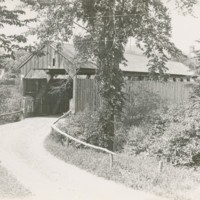 Photograph of Conway Covered Bridge