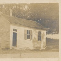 Postcard of the Boyden School House