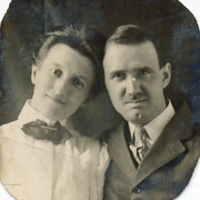Portrait of Edwin Tucker Cook and Mary Truesdell Cook