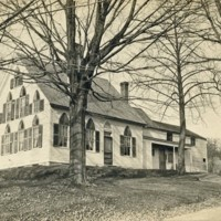 Photograph of Mary Truesdell Cook Home on Baptist Hill