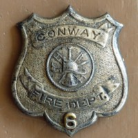 Conway Fire Department Badge