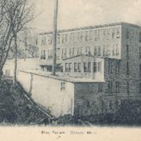 Postcard of the DeWolfe Shoe Company