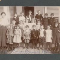Conway Grammar School, 1st Grade, 1907