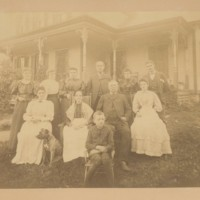 Photographs Found in the Wall of the Boyden District Schoolhouse