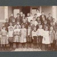 Conway Grammar School, 2nd and 3rd Grades, 1907