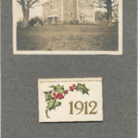 Conway Grammar School Calendar for 1912