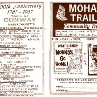 Conway Bicentennial Program&lt;br /&gt;<br /> &lt;br /&gt;<br />