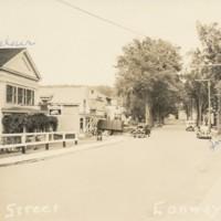 Postcard of Main Street