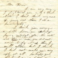Thomas A. Orcutt to Roswell G. Rice, January 24, 1880