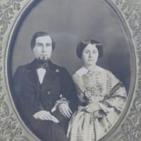 Delabarre Wedding Portrait
