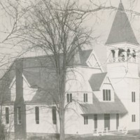 Photograph of Conway Congregational Church