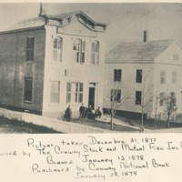 Photograph of Conway Stock and Mutual Fire Insurance Company