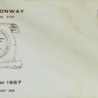 Conway Bicentennial Envelope