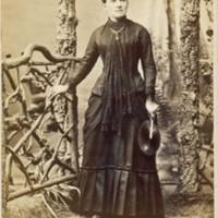 Portrait of Georgiana Sands Stearns