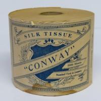 """""""Conway Silk Tissue"""" Toilet Paper"""