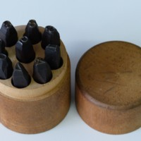 Set of Numeric Punches