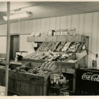 Photographs of the Fournier Store, Main Street, Conway, Mass.