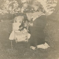 Photograph of Lydia Mae Darby
