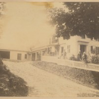 Photograph of Franklin Pease House, Conway, Mass.&lt;br /&gt;<br />