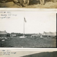 Photographs of the 107th Company of the Civilian Conservation Corp (C.C.C.)