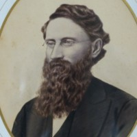 Portrait of Henry Williams Billings
