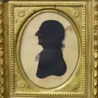 Silhouette of Rev. John Emerson
