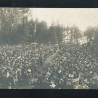 Photograph of 1915 Festival of the Hills
