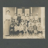 Conway Grammar School, 1907