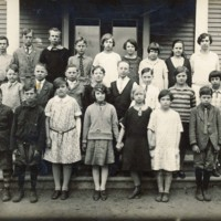 Conway Grammar School, 5th & 6th Grades, 1927