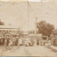 Photograph of Tucker & Cook Lower Cotton Mill