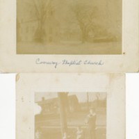 Photographs of Baptist Hill Scenes