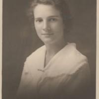 Portrait of Bertha Shippee