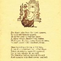 "Robert H. Rice, ""Historic Old Deerfield"" (Poem)"