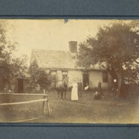 "Photograph of ""The Old Home"" in Conway, Mass."