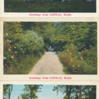 Colorized Postcards of Bucolic Scenes