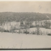 Photograph of Conway View, 1933