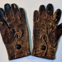 Leather Children's Gloves