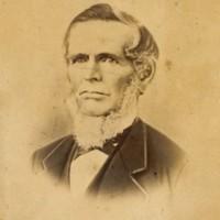 Photograph of Dr. Erasmus Darwin Hamilton