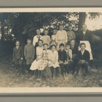 Photograph of Boyden District School Class