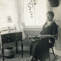 Portrait of Mrs. F. A. Delabarre