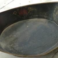 Tin Serving Dish