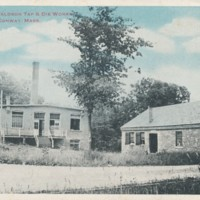 Postcard of Conant & Donaldson Tap & Die Works