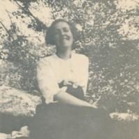 Photograph of Ruth B. Rice